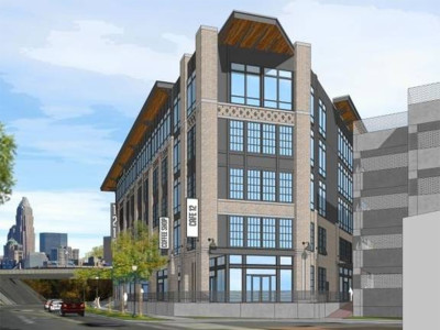 New office building at W. Morehead, I-77 breaking ground early next year